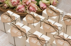 Wedding Christening Guest Gifts